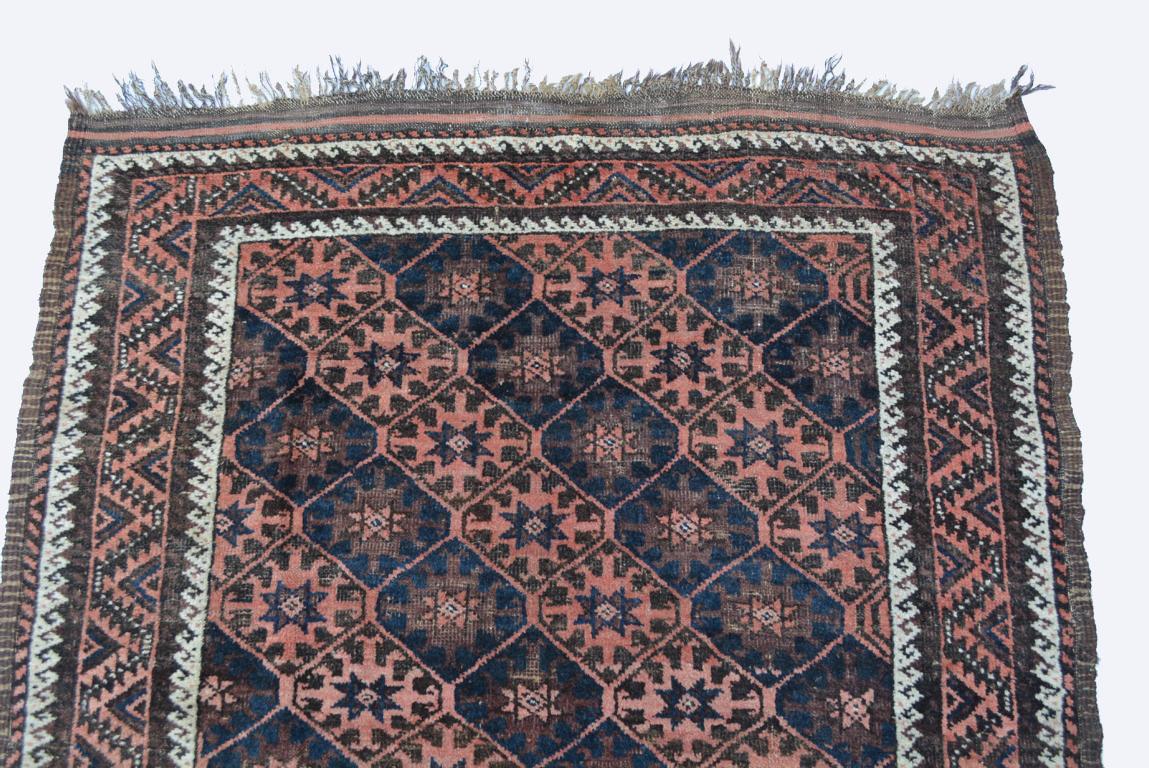 antiker belutsch teppich afghanistan 100 wolle afghan nomad rug tapis tappeto ebay. Black Bedroom Furniture Sets. Home Design Ideas