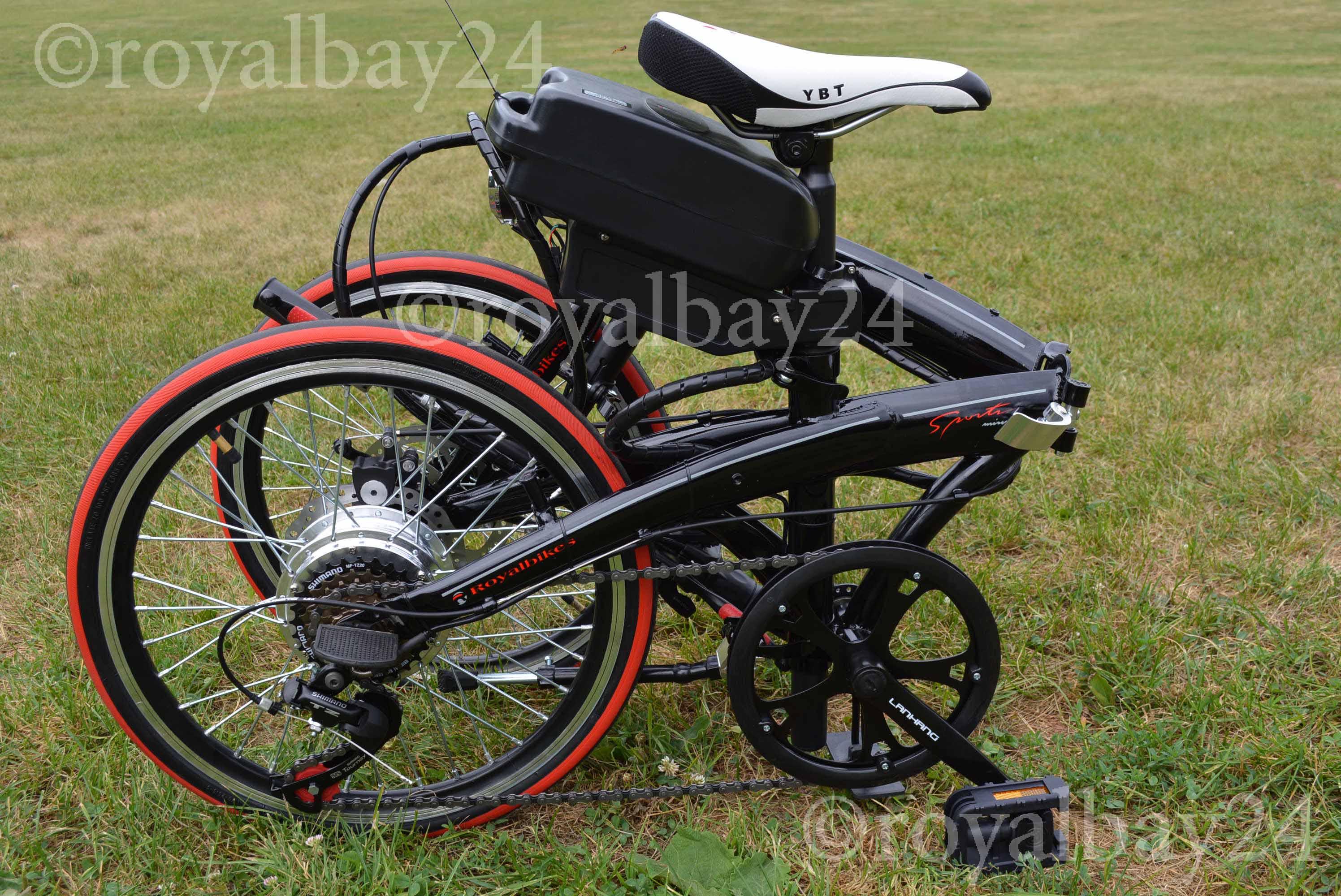 elektrofahrrad klapprad 20 elektro fahrrad 6 gang pedelec. Black Bedroom Furniture Sets. Home Design Ideas
